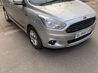 2018 Ford Figo Aspire 1.5 TDCi Titanium Plus