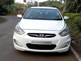 2012 ഹുണ്ടായി വെർണ്ണ 1.6 എസ്എക്സ് CRDi (O)