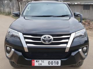 2018 டொயோட்டா ஃபார்ச்சூனர் 2.8 4WD MT BSIV