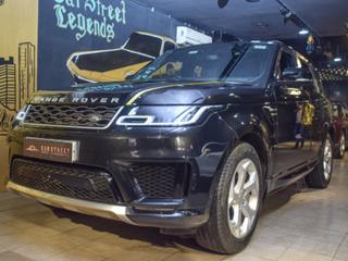 2018 Land Rover Range Rover Sport 3.0 D HSE Dynamic Black
