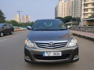 2012 ಟೊಯೋಟಾ ಇನೋವಾ 2.5 ಸಿವಿಕ್ ವಿ ಡೀಸಲ್ 8-seater
