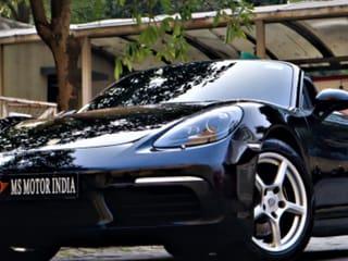 2018 Porsche Boxster S tiptronic