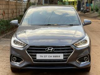 2018 Hyundai Verna 1.6 CRDI AT SX Option