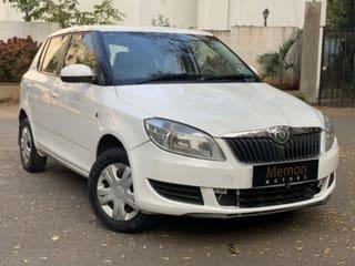 2012 స్కోడా ఫాబియా 1.2 TDI Ambition Plus