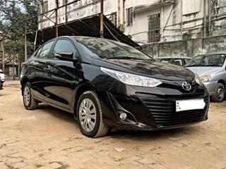 2018 Toyota Yaris G CVT
