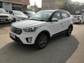 2017 Hyundai Creta 1.6 CRDi SX Plus Dual Tone