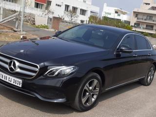 2017 Mercedes-Benz E-Class E 200 CGI