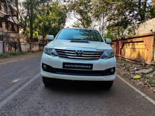 2013 Toyota Fortuner 4x4 AT