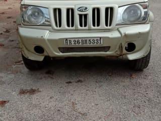 2011 മഹേന്ദ്ര ബോലറോ VLX BS IV
