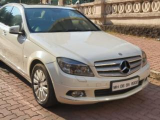 2010 Mercedes-Benz New C-Class C 250 CDI Elegance