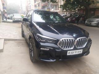2020 BMW X6 Xdrive40i M Sport
