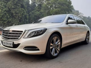 2017 Mercedes-Benz S-Class Maybach S500