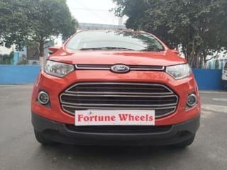 2013 Ford EcoSport 1.0 Ecoboost Titanium Optional