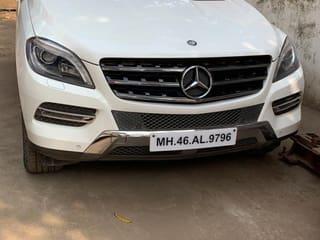 2015 மெர்சிடீஸ் எம்-கிளாஸ் ML 250 CDI