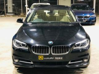 2015 BMW 5 Series 520d Prestige Plus