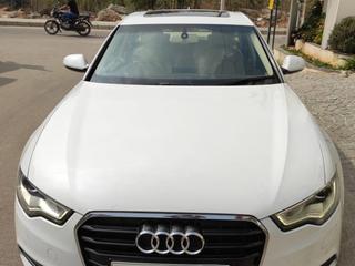2013 Audi A6 2.0 TDI