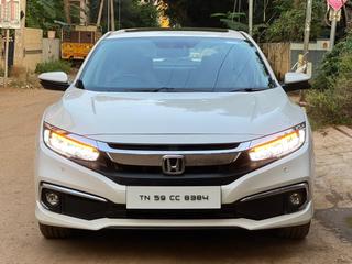 2019 Honda Civic ZX Diesel BSIV
