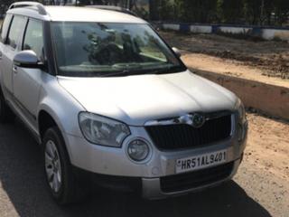 2011 ಸ್ಕೋಡಾ ಯೇಟಿ Ambition 4WD