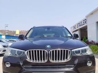 2014 BMW X3 xDrive 20d Luxury Line