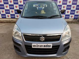 2015 Maruti Wagon R CNG LXI BSIV