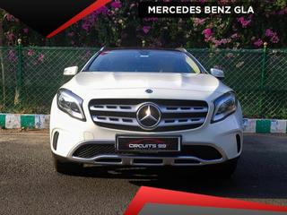 2017 Mercedes-Benz GLA Class 200 CDI 4MATIC