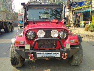 2016 మహీంద్రా థార్ CRDe ABS