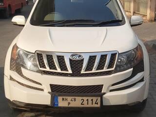 2012 మహీంద్రా ఎక్స్యూవి500 డబ్ల్యు8 FWD