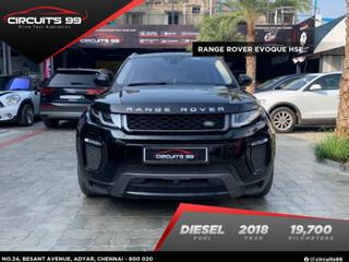 2018 Land Rover Range Rover Evoque 2.0 TD4 HSE
