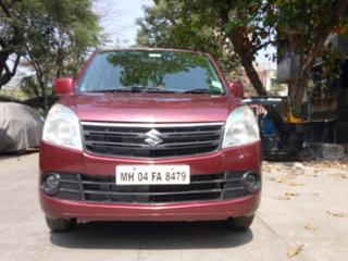 2012 Maruti Wagon R VXI Minor