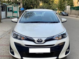 2018 Toyota Yaris VX CVT