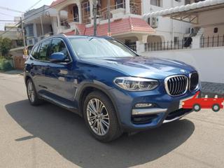 2019 BMW X3 xDrive 20d Luxury Line