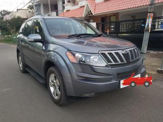 2012 Mahindra XUV500 W8 AWD