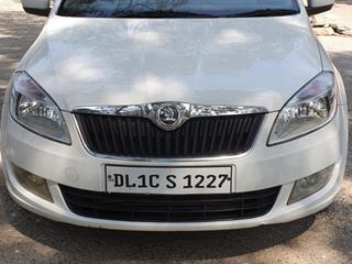 2014 ಸ್ಕೋಡಾ ರಾಪೈಡ್ 1.5 TDI Elegance Plus
