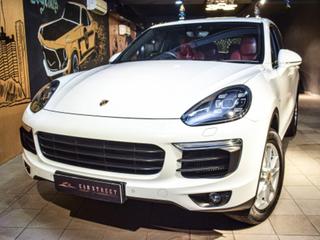 2016 Porsche Cayenne Diesel Platinum Edition