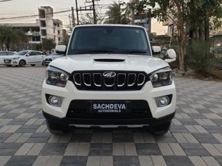 2019 Mahindra Scorpio S11 BSIV