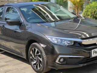2019 Honda Civic V