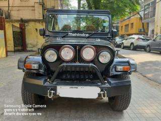 2018 മഹേന്ദ്ര ഥാർ CRDe