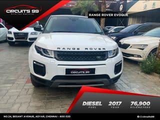 2017 Land Rover Range Rover Evoque பெட்ரோல் எஸ்இ