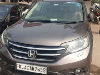2013 Honda CR-V AT With Sun Roof
