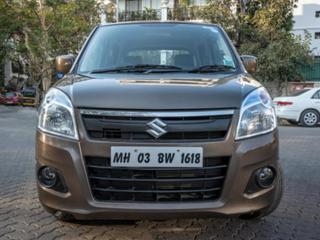 2015 Maruti Wagon R VXI