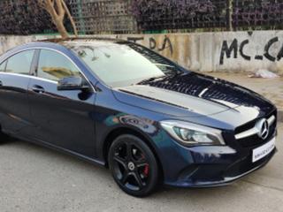 2018 Mercedes-Benz CLA 200 CGI Sport