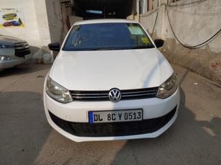 2011 Volkswagen Polo Petrol Trendline 1.2L