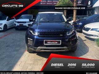 2016 Land Rover Range Rover Evoque ஹெச்எஸ்இ