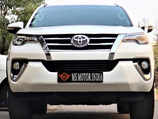 2017 టయోటా ఫార్చ్యూనర్ 2.8 4WD MT BSIV