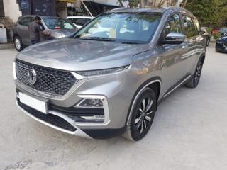 2019 MG Hector Sharp Diesel MT