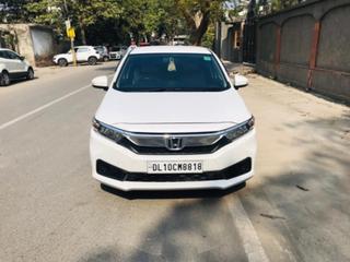 2019 హోండా ఆమేజ్ ఎస్ i-VTEC