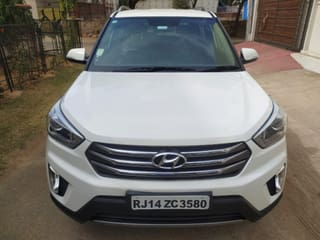 2018 Hyundai Creta 1.6 VTVT AT SX Plus