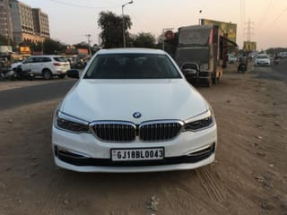 2019 BMW 5 Series 520d Luxury Line