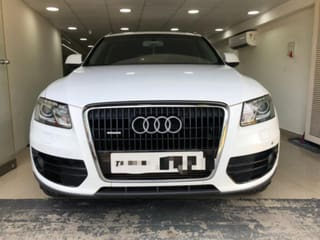 2012 Audi Q5 2.0 TDI
