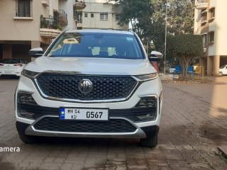 2019 MG Hector Sharp Diesel Dualtone